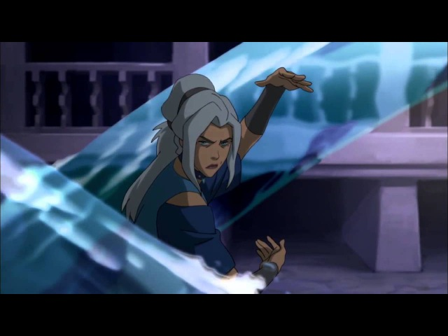Avatar and Legend of Korra- Salute