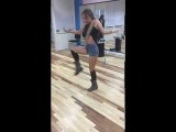Freestyle dancehall dance by DHQ Fraules on favorite song