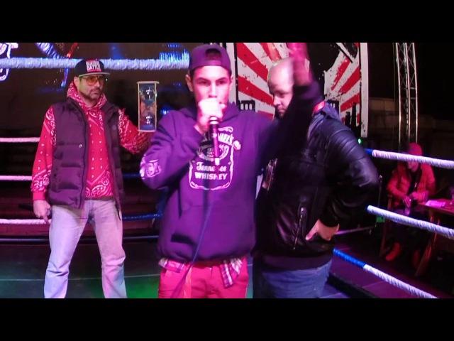 C-Beatz vs Maxo - Semi Final - Bulgarian Beatbox Battle
