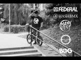 Federal Bikes x ManyfestBMX - Bartek