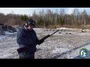 МР-153 и спортивные патроны Рекорд 24 г. (Shotgun MP-153 and sporting cartridge Record 24 g)