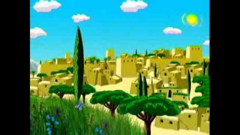 Истории Ветхого Завета.Вавилонская башня .flv