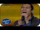 VIRZHA - EVERYBODY'S CHANGING (Keane) - Spektakuler Show 8 - Indonesian Idol 2014