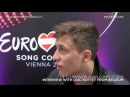 Eurovision 2015 Interview with Loic Nottet Belgium