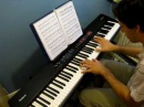 Requiem for a Dream / Tower on piano - Clint Mansell