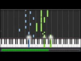 (How to Play) Bad Meets Evil (Eminem) Feat. Bruno Mars - Lighters on Piano (100)