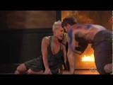 Pink Live At The AMAs 2012 - Try (The BEST Performance Of The Night)