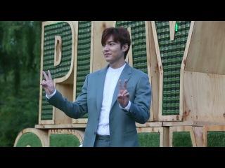 """💖 Lee Min Ho 이민호 💖 on Instagram: """"150912 Lee Min Ho for Innisfree Play Green Festival 🍀🍃🌿 . .. Cr. Moneytodaynews~youtube channel https://youtu.be/CHYXiXa_uzY #이민호 #LeeMinHo"""