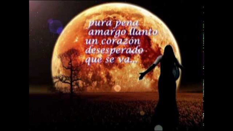 Falta tu Estrella - Emma Shapplin (Vers.español)