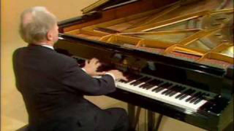 Wilhelm Kempff plays Beethoven's Moonlight Sonata mvt. 3
