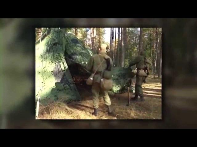 Русским воинам РВСН посвящается. Шумят Тополя. (Ракетная застольная)