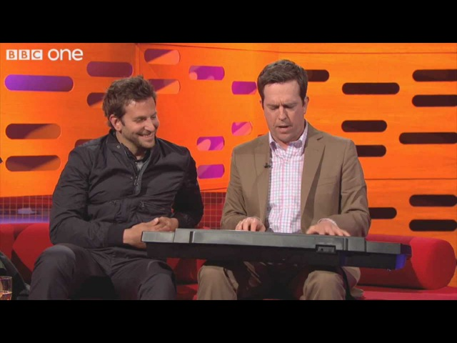 Ed Helms Sings Stus Song From The Hangover - The Graham Norton Show - BBC One