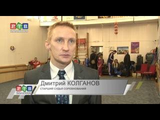 В Иванове прошло первенство города по ушу