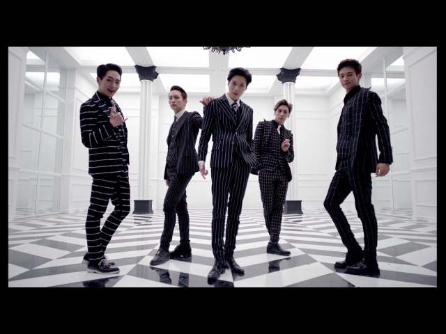 2015/3/11 SHINee Your Number DANCE VERSION(black)
