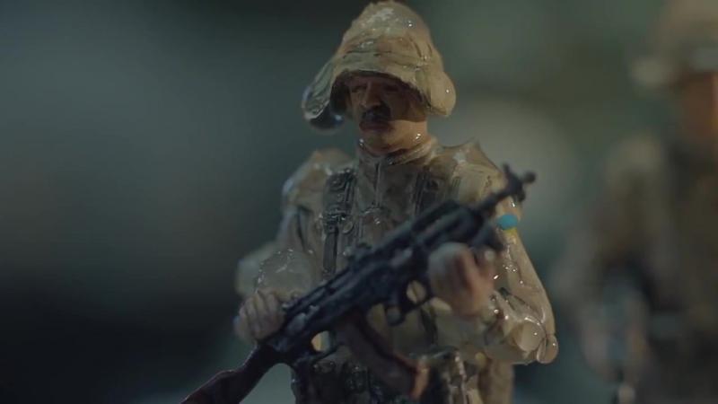Зігрій солдата в АТО!