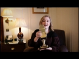 Adele Speech at BBC Music Awards 2015 (BBC Live Performance of the Year)
