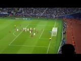 Суперкубок УЕФА 2015  Барселона - Севилья (Педро 5-4)