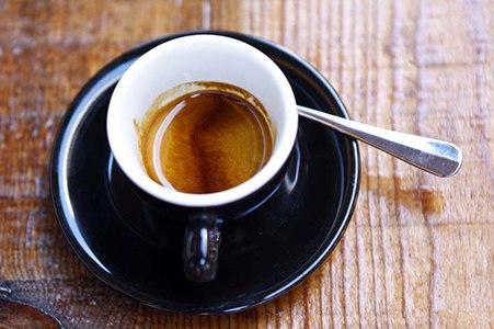 Рістретто - сама міцна кава