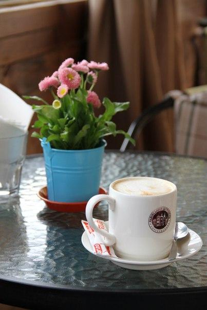Рецепт гарного ранку:Кава - тому