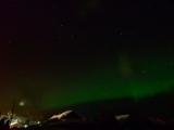 Северное сияние в Печоре ночь 12-13 февраля