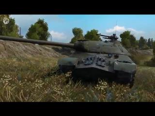 ИС-3. Как играть на танке