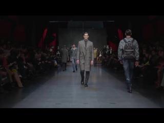 Неделя моды в Милане: мужская коллекция Dolce & Gabbana, осень-зима 2015/16