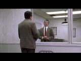 Мистр Бин в зеркале :D