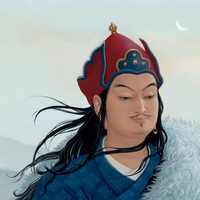 Гуру Ринпоче (Падмасамбхава) и мантры B2mBpBf-eZI