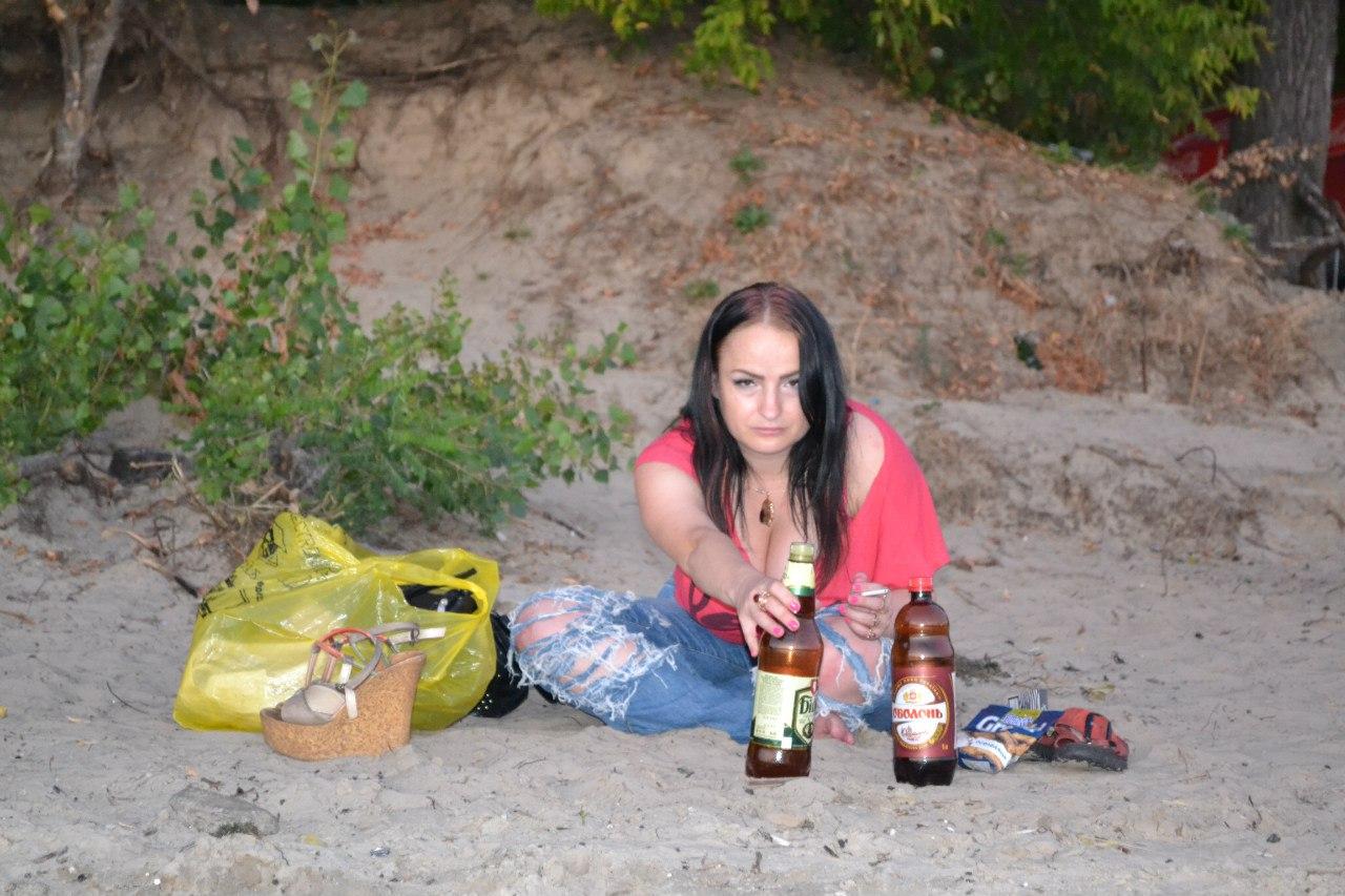 Киев. Гидропарк. 17 августа 2015 г. Елена Руденко NWEGC1XfM5A