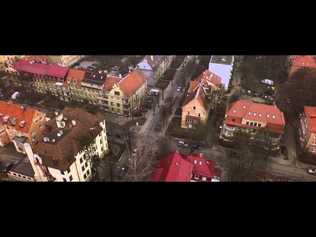 Russia, Kaliningrad (DJI Phantom 2, H3-3D, GoPro 4 lens with no distortion)