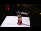 Americas Got Talent 2015 S10E10 Judge Cuts - Vita Radionova Contortionist