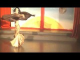 Arabic Dance. Zharovtseva Daria.Magic of the Orient. Shri-Lanka..avi