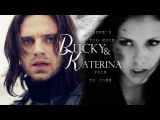 bucky + katerina  there's too much pain to come