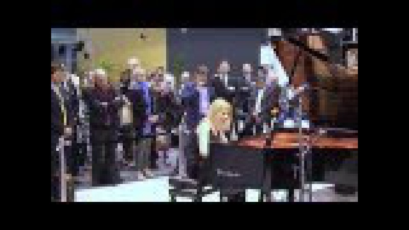 Valentina Lisitsa plays Liszt Paganini La Campanella on Bösendorfer piano model Beethoven