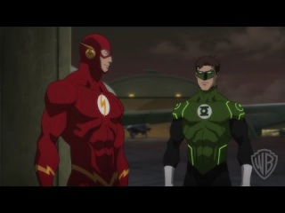 Justice League: Throne of Atlantis - I'll Bet You Like Cuban Food