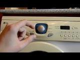 чистка стиральной машины LG