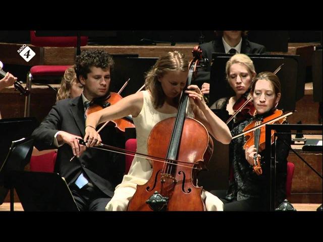 Haydn Celloconcert in C - Marie-Elisabeth Hecker Radio Kamer Filharmonie [HD]