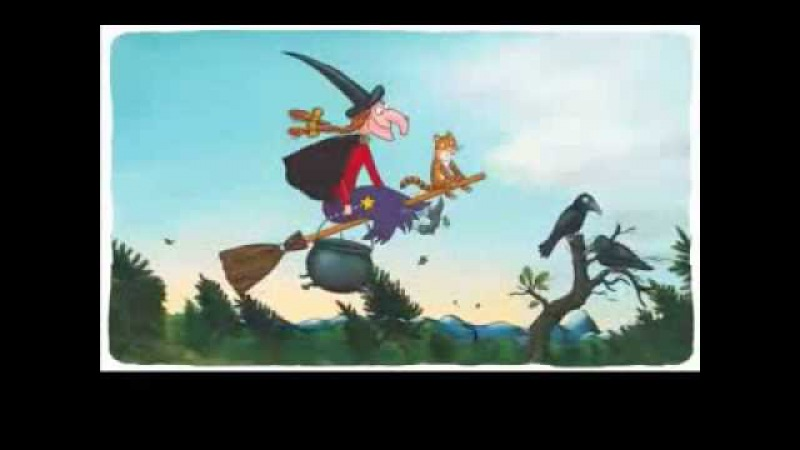 Room on the Broom Oscar Nominated 2014