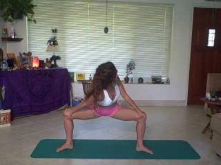 INNER THIGH FLEXIBILITY- Yoga with Dashama