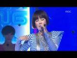 Uhm Jung-hwa - D.I.S.C.O(feat.T.O.P), 엄정화 - 디스코(feat.탑), Music Core 20080719