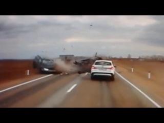 Подборка аварий | Дикий обоченик