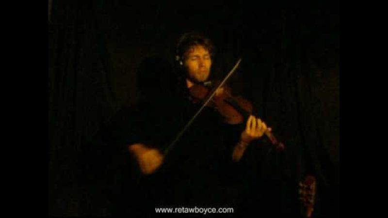 Jazz Violin - Autumn Leaves - slow swing