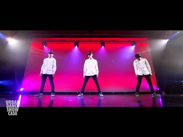 Quick Crew - Dubstep Show / 310XT Films / URBAN DANCE SHOWCASE