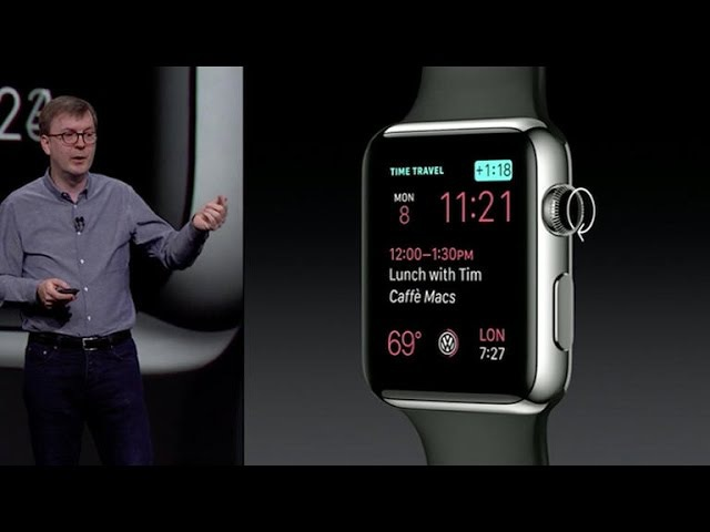 CNET News - Apple announces customizable faces for Watch OS