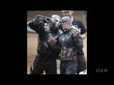 Captain America Civil War - Fotos y Videos del set Oficial