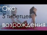 Око возрождения видео - Пять тибетских жемчужин  упражнения 5 #оковозрождения