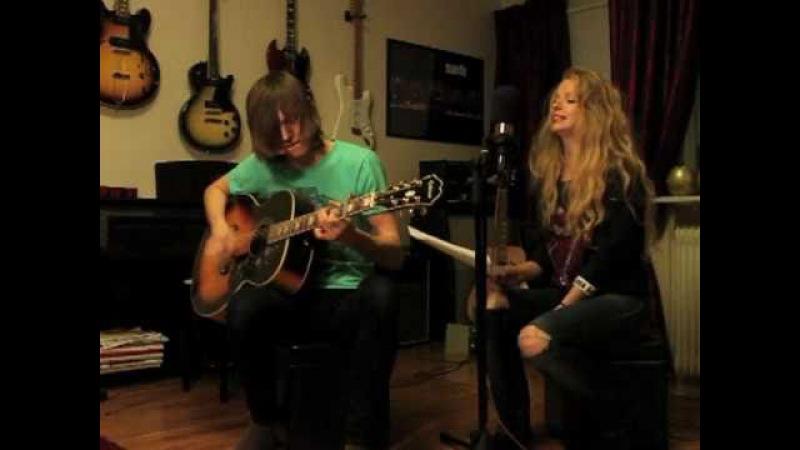 Tess Cameron Henrik Palm: I Love Rock 'n' Roll - live cover