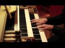 Queen on church organ played by Bert van den Brink