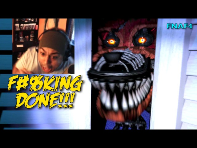 [HILARIOUS!] F%K THIS SHT!! [FIVE NIGHTS at FREDDY'S 4] [03]