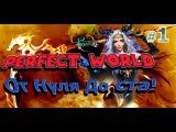 От 0 до 100 Первый Выпуск Perfect World #1